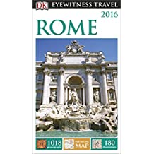 DK Eyewitness Travel Guide Rome