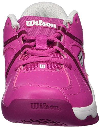 Wilson Unisex-Kinder Envy Tennisschuhe Violett (Boysen Berry)
