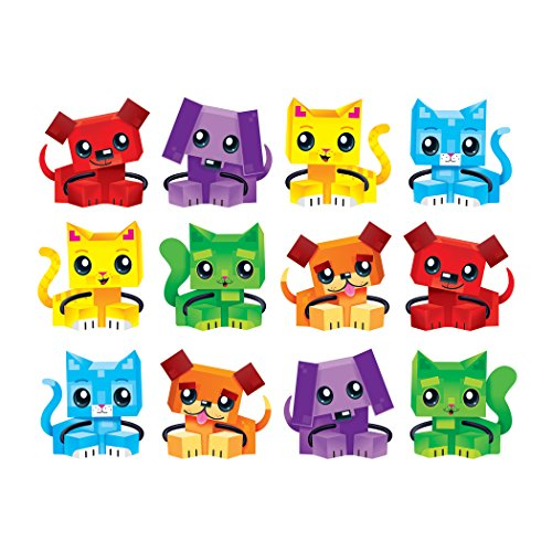 BlockStars! Buddies Classic Accents Variety Pack by Trend Enterprises Inc -