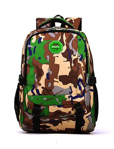 ZQ 20 L Rucksack Camping & Wandern / Angeln / Reisen / Laufen / Jogging Draußen / Leistung Wasserdicht andere Nylon N/A jungle camouflage