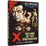 Der Mann mit den Röntgenaugen - The man with the X-Ray eyes BLU-RAY LIMITED EDITION große Hardbox Cover A
