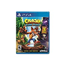 Crash Bandicoot PS4 OYUN