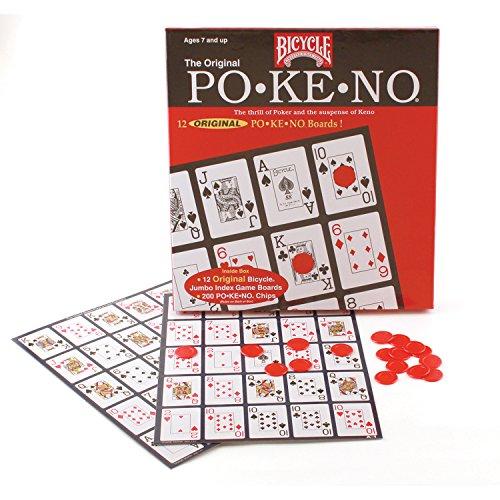 1-175.293cm The Original Pokeno Spiel ()