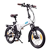 NCM London (+) 20 Zoll E-Bike, E-Faltrad, 36V 15Ah / 19Ah 54...