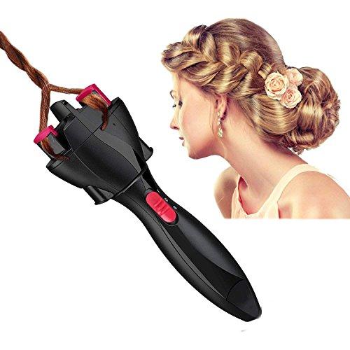 Automatique DIY Magic Hair Styling Outils Rapide Deux Brins Twist Coiffure Cheveux Tresses Outil Cadeau