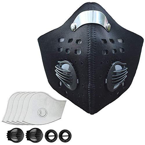 Máscara Antipolución Máscaras Carbono Activado