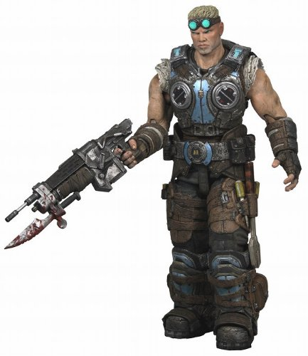 Preisvergleich Produktbild 18cm Gears of War 3 S2 - Damon Baird