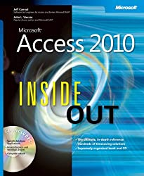 Microsoft Access 2010 Inside Out (Inside Out (Microsoft))