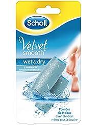 Scholl -  Velvet Smooth Wet/Dry Rouleaux Étanches