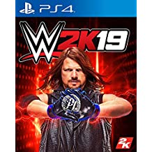 WWE 2K19 PS4 Playstation 4 Games Cd