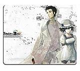 Steins Gate 34 Okabe Rintaro Shiina Mayuri Anime Game Gaming Mouse Pad