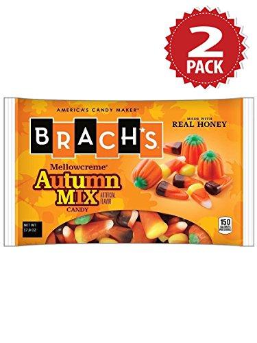 Halloween! Brach's Autumn Mix Candy - 2er Pack (Halloween Candy)