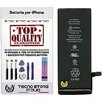 TSI® Batteria di Ricambio per iPhone 6S, Capacità 1715 mAh apn 616-00036, + Tool Kit Smontaggio, Biadesivo e Istruzioni