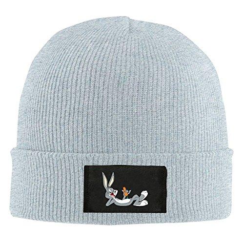 xcarmen-unisex-bugs-bunny-beanie-cap-black-ash