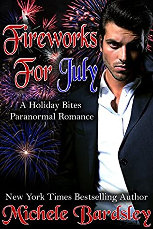 book cover of Fireworks for July