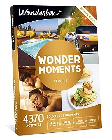 WONDERBOX - Coffret cadeau -