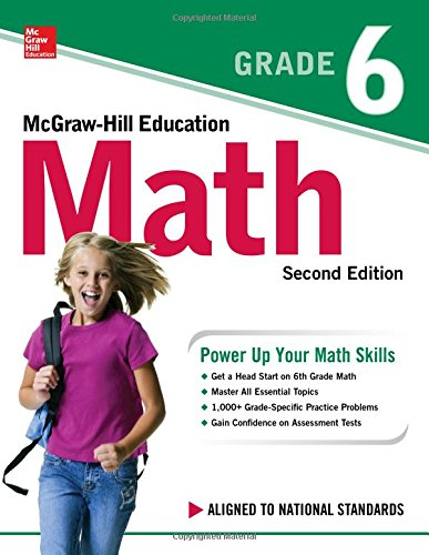 Download] Pdf McGraw-Hill Education Math Grade 6, Second