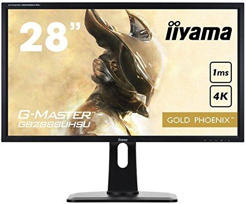 Iiyama G-MASTER Gold Phoenix 3840 x 2160 Pixels LED Monitor