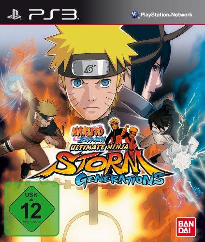 Naruto Shippuden: Ultimate Ninja Storm Generations - Ninja Naruto Ps3 Ultimate