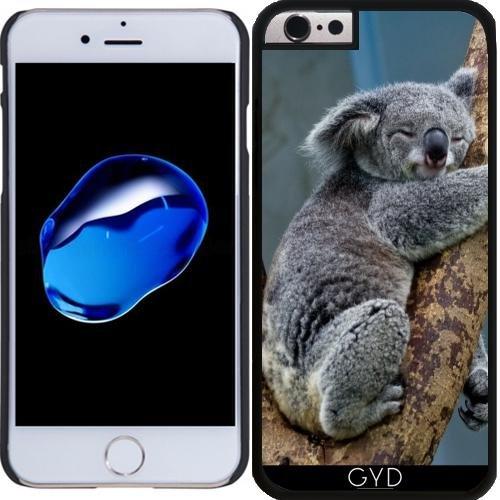 Coque pour Iphone SE - Koala Ours by WonderfulDreamPicture Plastique Rigide