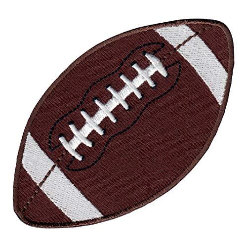 PatchMommy Toppa Termoadesiva Rugby Sport Football Americano Patch Ricamate per Ferro da Stiro - Applicazioni Toppe Termoadesive Bambini