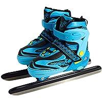 EU 35-40 // L K2 Skates Kinder Ice Skates Schlittschuhe Annika LTD 25C0191.1.1 Rosa-Wei/ß