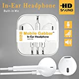 #9: Mobile Gabbar Earphone With Mic/Headphones With Mic Compatible with Samsung, Motorola, Sony, Oneplus, HTC, Lenovo, Nokia, Asus, Lg, Coolpad, Xiaomi, Micromax and All Android Phones having 3.5mm Jack
