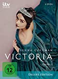 Victoria - Staffel 1 - Limitierte Deluxe Edition in einem Digipack+Bonusdisc  [4 DVDs] - James Keast