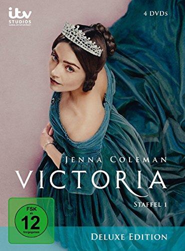 Victoria - Staffel 1 - Limitierte Deluxe Edition in einem Digipack+Bonusdisc  [4 DVDs]