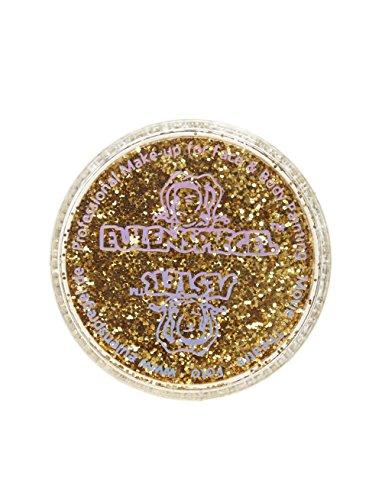 (Eulenspiegel 906729 - Profi Effekt Polyester-Streuglitzer - Classic Gold - 6g)