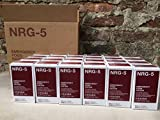 Catering di emergenza - Razione emergenza, NRG-5, 1 Cartone con 24 Confezioni a 500 g (9 Bullone)