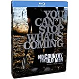 No Country For Old Men, Steelbook im Schuber, Blu-ray, nur 2.000 Stück,Zavvi Exclusive Limited Full Slip Edition Steelbook (UK Import ohne dt. Ton) Uncut, Regionfree