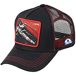 Capslab X Wing Trucker Cap Star Wars Black - One-Size
