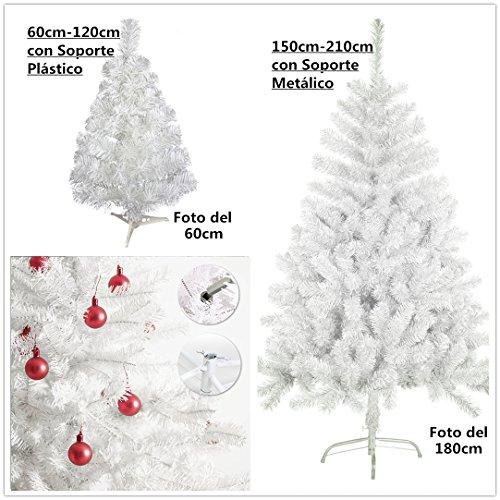 Árbol de Navidad artificial árboles...