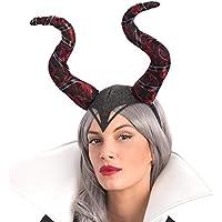 Amazon.it  malefica copricapo - Accessori   Costumi e travestimenti ... b960440d2a40