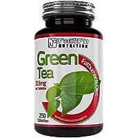 Grüner Tee/Grüntee 315mg - 250 Tabletten - Die preiswerte Alternative preisvergleich bei billige-tabletten.eu