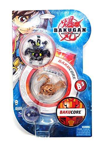 Bakugan 20031963, Starter Pack, Baku Core, assorted