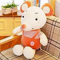LOVEYUNHJG Plush Toy Mouse Doll Super Soft Pillow Girl Sleeping Doll Holiday Birthday Gift 55Cm B