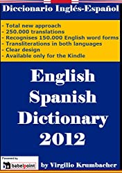 English Spanish dictionary 2012 - Babelpoint (English Edition)