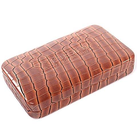 CUESOUL Luxury Dart Case brown