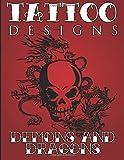 Tattoo Designs (Demons & Dragons)