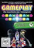 Gameplay - Die Geschichte der Videospiele (+ Audio-CD) [2 DVDs]