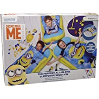 ReadyBed Minions Airbed and Sleeping Bag In One