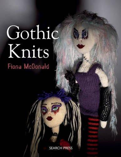 Gothic Knits por Fiona McDonald
