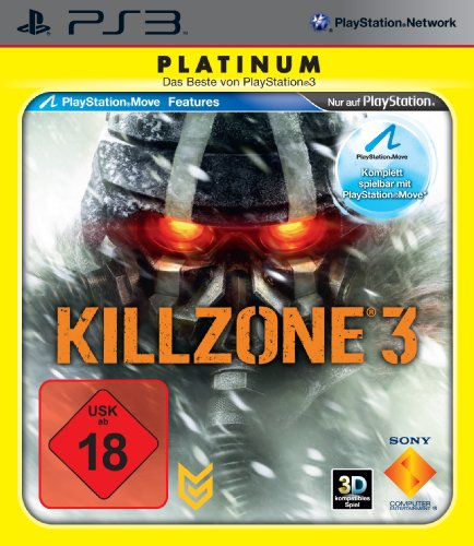 Sony Computer Entertainment Killzone 3 [Platinum]