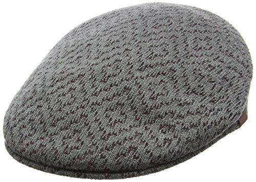 Kangol Maze Tex 504, Cappellopello Uomo, Grey (Flannel), Small