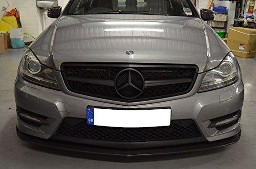 AMG Sport gitter grill schwarz GCL204-AB