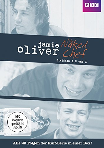 Die Jamie Oliver Collection - The Naked Chef - Staffel 1-3 [5 DVDs]