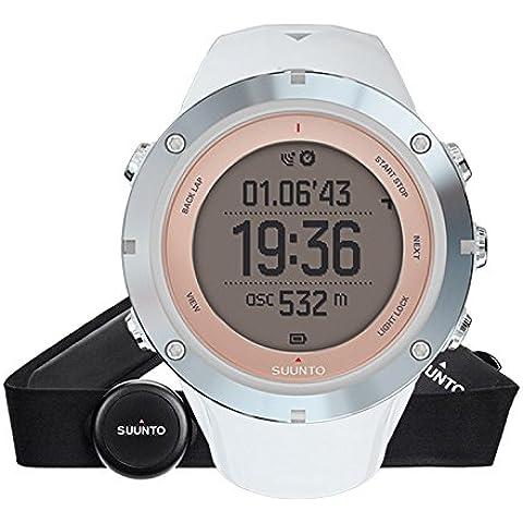Suunto Ambit3 Sport Sapphire (Hr) - Reloj de entrenamiento GPS para mujer, color azul