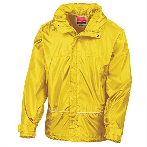 Ergebnis Waterproof 2000 Pro-Coach Jacket Gelb